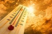 θερμόμετρο — Φωτογραφία Αρχείου