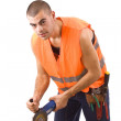 Working man — Stock Photo #5894265