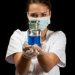 Lab worker — Stock Photo #5894754
