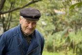 старый человек — Стоковое фото