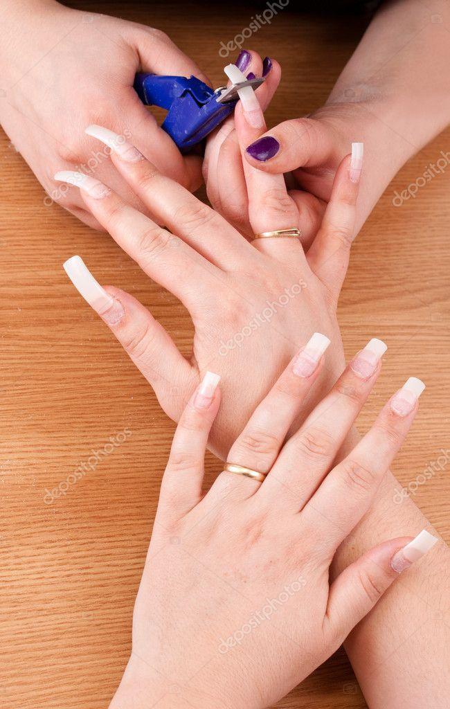 Сон ногти оторванные
