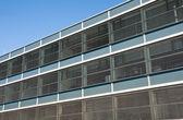 Fasada fabryki — Zdjęcie stockowe