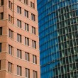 Detail of the Potsdamer Platz - Stock Photo