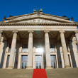 Konzerthaus at the Gendarmenmarkt — Stock Photo