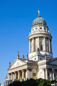 French Cathedral at the Gendarmenmarkt — Stockfoto
