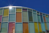 Colorful architecture — Stock Photo