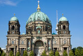 The Berlin Dom on a sunny day — Stock Photo