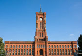 The Townhall in Berlin — Stock Photo