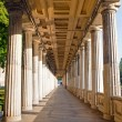 Stock Photo: Colonnade at Museuminsel