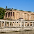 Stock Photo: Old Nationalgallery with Colonnades