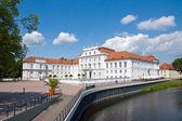 The palace of Oranienburg in Brandenburg — Stock Photo