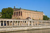 Old Nationalgallery with Colonnades — Stock Photo