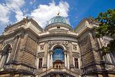 Dresdens academia de artes — Foto de Stock