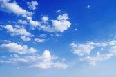 Beautiful sky — Stock Photo