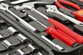 Set tools — Stock Photo