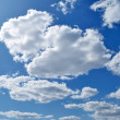 Beautiful sky — Stock Photo