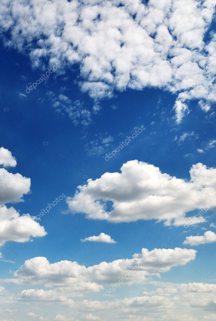 Clouds on sky — Stock Photo #6392962