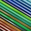 Color pencils background — Stock Photo #6693284