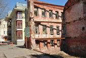 Ruinas de edificio — Foto de Stock