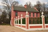 Museum-Estate Kuskovo. — Stock Photo