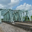 The railway bridge. — Stockfoto