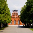 Churches and monasteries of Kolomna — Stock Photo
