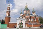 Chiese e monasteri di kolomna — Foto Stock