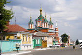 Kostely a kláštery kolomna — Stock fotografie