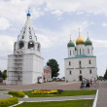 Churches and monasteries of Kolomna — Stock Photo #6193909