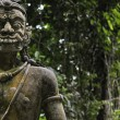 Secret buddha garden koh samui — Stock Photo