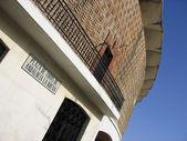 Plaza del toros nueva andalucia — Stock Photo
