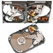 Hard disks - Stock Photo