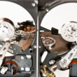 Hard disks — Stock Photo