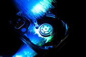 жесткий диск — Стоковое фото