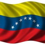 Flag of Venezuela — Stock Photo