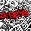 Royalty-Free Stock Photo: Stress