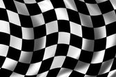 Race-flag — Stockfoto