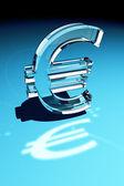 Euro Symbol — Stock Photo