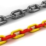 Chains — Stock Photo #5405711