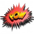 Pow 3D - Stock Photo