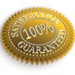 Royalty-Free Stock Photo: Satisfaction Guaranteed
