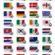 World Cup 2010 — Stock Photo #5407825