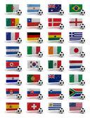 Dünya kupası 2010 — Stok fotoğraf