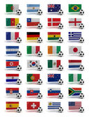 World Cup 2010 — Stockfoto