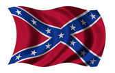 Confederate States of America — Stock Photo