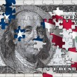 Foto de Stock  : 100 Dollar Bill