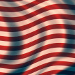 Stock Photo: Patriotic background