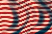 Patriotic background — Stock Photo