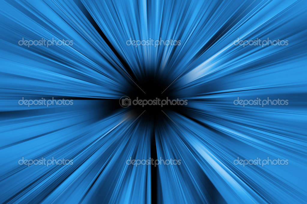 Blue Abstract Background - high speed blue background — Stock Photo #5465753