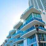 Luxurious Condominiums — Stock Photo